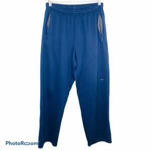 Nike XL Blue Loose Fit Lightweight sweatpants